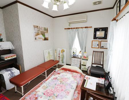 アット―ホームな完全個室空間